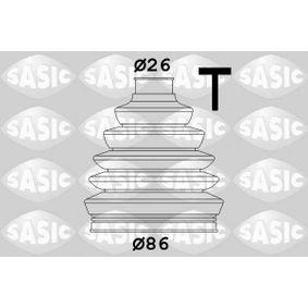 Faltenbalgsatz, Antriebswelle mit OEM-Nummer 3B0498203A