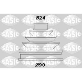 Faltenbalgsatz, Antriebswelle mit OEM-Nummer 3B0 498 203F