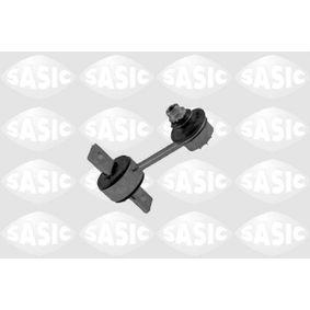 SASIC Stange/Strebe, Stabilisator 2306012 für AUDI A4 Cabriolet (8H7, B6, 8HE, B7) 3.2 FSI ab Baujahr 01.2006, 255 PS