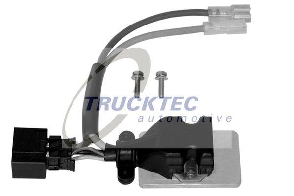 TRUCKTEC AUTOMOTIVE  02.58.028 Steuergerät, Heizung / Lüftung