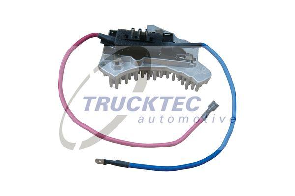 TRUCKTEC AUTOMOTIVE  02.58.045 Steuergerät, Heizung / Lüftung