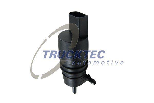 TRUCKTEC AUTOMOTIVE  02.61.003 Waschwasserpumpe, Scheibenreinigung Anschlussanzahl: 1