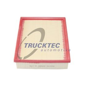 Passat B5 1.9TDI Luftfilter TRUCKTEC AUTOMOTIVE 07.14.018 (1.9TDI Diesel 2005 AWX)