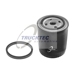 TRUCKTEC AUTOMOTIVE Ölfilter 07.18.023 für AUDI A6 (4B2, C5) 2.4 ab Baujahr 07.1998, 136 PS