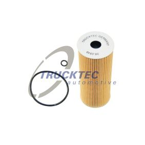 Ölfilter VW PASSAT Variant (3B6) 1.9 TDI 130 PS ab 11.2000 TRUCKTEC AUTOMOTIVE Ölfilter (07.18.024) für