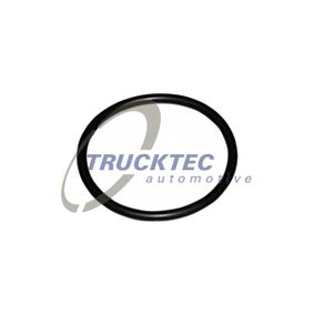 TRUCKTEC AUTOMOTIVE Dichtung, Thermostat 07.19.039 für AUDI A4 (8E2, B6) 1.9 TDI ab Baujahr 11.2000, 130 PS
