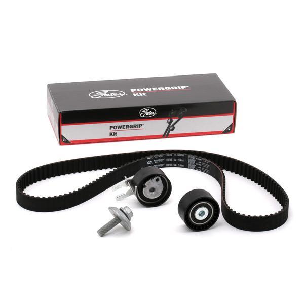 Cam Belt Kit K015587XS GATES T43158 original quality