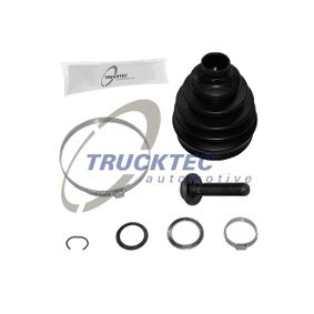 Bellow Set, drive shaft with OEM Number 8D0498203