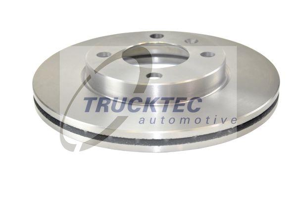 TRUCKTEC AUTOMOTIVE  07.35.029 Bremsscheibe Bremsscheibendicke: 20mm, Lochanzahl: 4, Ø: 239mm