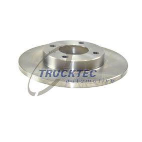Bremsscheibe Bremsscheibendicke: 12mm, Lochanzahl: 4, Ø: 239mm mit OEM-Nummer 841 615301