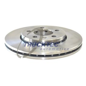 Bremsscheibe Bremsscheibendicke: 22mm, Lochanzahl: 5, Ø: 256mm mit OEM-Nummer 1JE 615 301