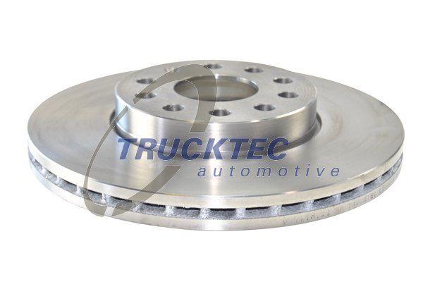 TRUCKTEC AUTOMOTIVE  07.35.134 Bremsscheibe Bremsscheibendicke: 25mm, Lochanzahl: 5, Ø: 288mm