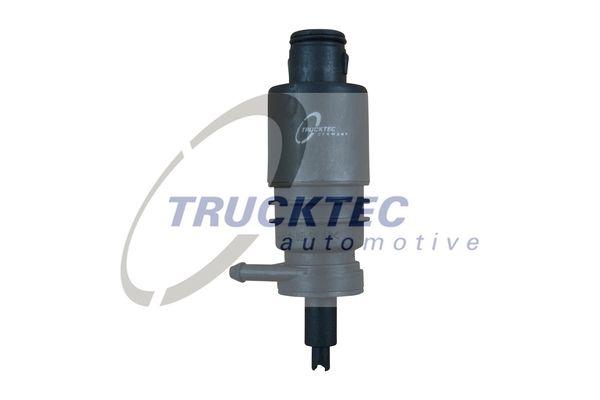 TRUCKTEC AUTOMOTIVE  07.61.012 Waschwasserpumpe, Scheibenreinigung