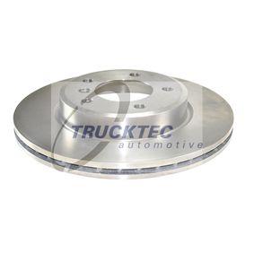 Bremsscheibe Bremsscheibendicke: 22mm, Lochanzahl: 5, Ø: 300mm mit OEM-Nummer 34 116 855 152
