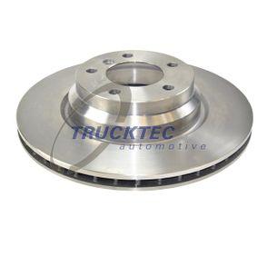 Brake Disc 08.34.076 3 Saloon (E90) 330d 3.0 MY 2006