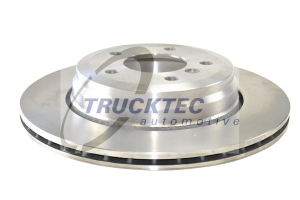 TRUCKTEC AUTOMOTIVE  08.34.080 Bremsscheibe Bremsscheibendicke: 20mm, Lochanzahl: 5, Ø: 320mm