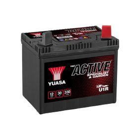 YUASA GARDEN U1R Starterbatterie Länge: 194mm, Breite: 126mm, Höhe: 183mm