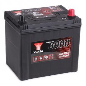 Starterbatterie YBX3005 IMPREZA Schrägheck (GR, GH, G3) 2.5 i WRX Bj 2011