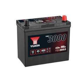 YUASA YBX3000 YBX3053 Starterbatterie Polanordnung: 0