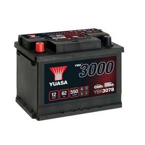 YUASA YBX3000 YBX3078 Starterbatterie