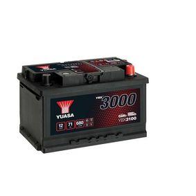 YUASA YBX3000 YBX3100 Starterbatterie Polanordnung: 0