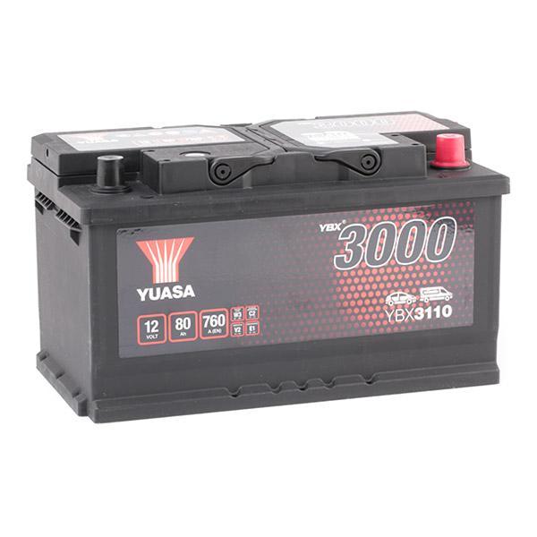 Akkumulator YUASA YBX3110 2217840010290