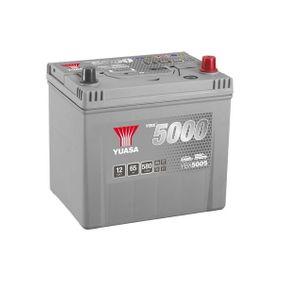 YUASA YBX5000 YBX5005 Starterbatterie Polanordnung: 0