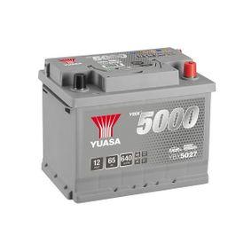 Starterbatterie YBX5027 TOURAN (1T1, 1T2) 1.9 TDI Bj 2010