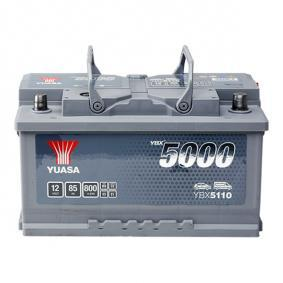 Starterbatterie YBX5110 ESPACE 4 (JK0/1) 2.0 dCi Bj 2015