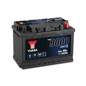 Starterbatterie mit OEM-Nummer 570901076 YUASA