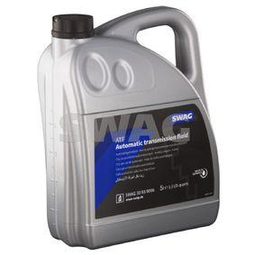 Getriebeöl Spezifikation: ATF 3+, Jeep ATF LGF8, ZF Lifeguard 8 mit OEM-Nummer 83222305397