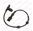 ABS sensor STARK 7856860 Front axle both sides