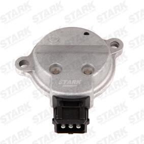 STARK Sensor, Nockenwellenposition SKSPS-0370016 für AUDI 80 (8C, B4) 2.8 quattro ab Baujahr 09.1991, 174 PS
