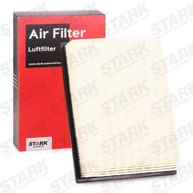 Luftfilter Höhe: 59mm mit OEM-Nummer 13 72 1 738 462