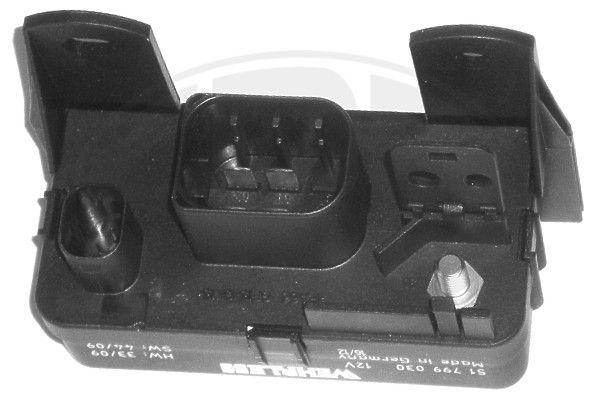 ERA  661270 Control Unit, glow plug system Voltage: 12V, Number of connectors: 8