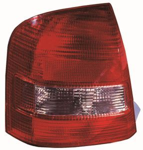 ABAKUS  216-1948L4UE Combination Rearlight White / Red