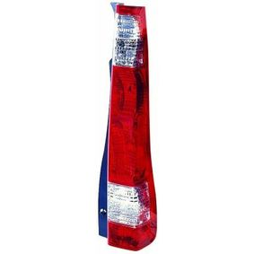 Combination Rearlight Red, for left-hand drive vehicles with OEM Number 33501S9AJ01