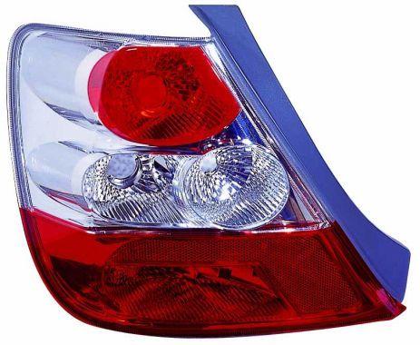 Tail Light 217-1969R-UE ABAKUS 217-1969R-UE original quality