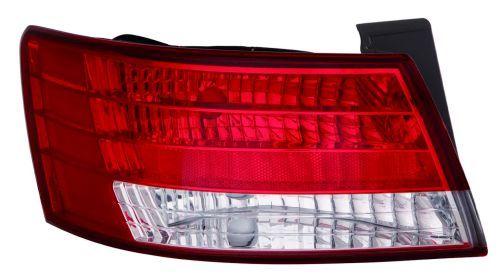 ABAKUS  221-1929R-UE Combination Rearlight Red