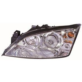 Hauptscheinwerfer für Fahrzeuge mit Leuchtweiteregelung (elektrisch) mit OEM-Nummer 1 126 628