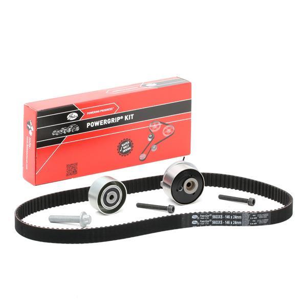 Zahnriemen Kit K015603XS GATES 5603XS in Original Qualität