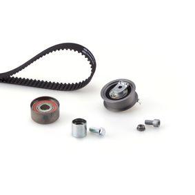 Touran 1T1, 1T2 2.0FSI Zahnriemensatz GATES FleetRunner™ Micro-V® Stretch Fit® K015616XS (2.0 FSI Benzin 2006 AXW)