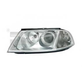Hauptscheinwerfer für Fahrzeuge mit Leuchtweiteregelung (elektrisch), für Rechtsverkehr mit OEM-Nummer 3B0941015AK