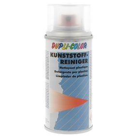 Autoinnenreiniger und Pflegeprodukte DUPLI COLOR 373077 für Auto (Inhalt: 150ml, DC Kunststoff-Reiniger 150)