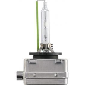 Glühlampe, Fernscheinwerfer D1S (Gasentladungslampe), 35W, 85V 85415SYC1 VW GOLF, PASSAT, TOURAN