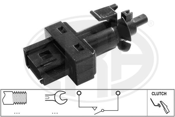 ERA  330727 Brake Light Switch Number of connectors: 2