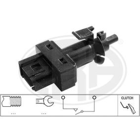 Brake Light Switch Number of connectors: 2 with OEM Number 004 545 21 14
