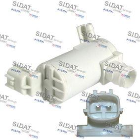 Waschwasserpumpe, Scheibenreinigung Anschlussanzahl: 2 mit OEM-Nummer 28920-AR000