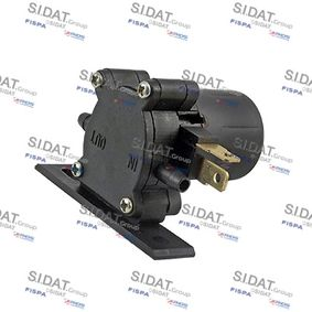 Water Pump, window cleaning Number of connectors: 2 with OEM Number 90492357