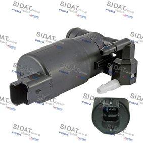 Bomba de agua de lavado, lavado de parabrisas 5.5126 308 I Hatchback (4A_, 4C_) 2.0 HDi ac 2012